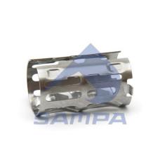 Втулка датчика ABS BPW, SAF,MB Fi16 (Sampa)
