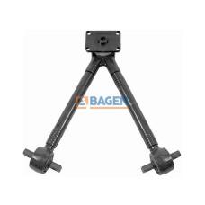 V-подібна тяга L:627 mm Багатодискове кільце  MAN (Bagen)