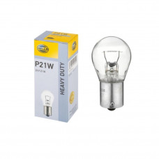 Лампа 24V/21W (Hella)
