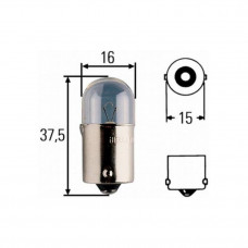 Лампа 24V/5W